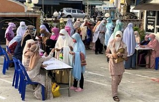 Sri Lanka'da Covid-19'dan ölen Müslümanlar...
