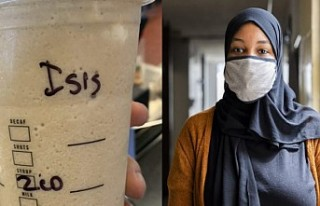 Starbucks'ta 'Ayşe' yerine 'IŞİD'...