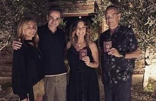Tom Hanks ve eşi resmen Yunan vatandaşı