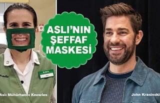 Türk Kasiyerin 'Şeffaf Maske'sine Hollywood...