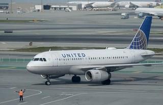United Airlines'ın 36 bin çalışanının işi...