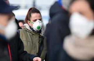Almanya'da maske takmayan yolculara 150 euro...