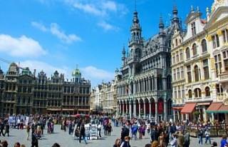 Brüksel'de restoranların 3'te 1'i...
