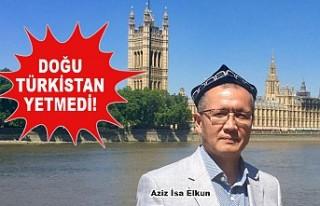 Çin'den, İngiltere'deki Uygur Türkleri'ne...