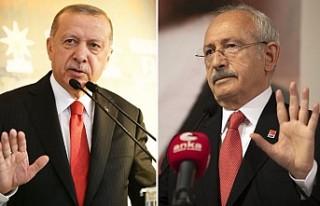 Erdoğan'dan, Kılıçdaroğlu'na 2 Milyon...