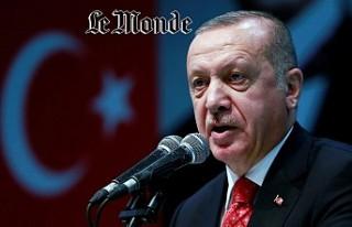 Erdoğan, Sevr'den İntikamını Alıyor