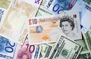 Euro ve Sterlin'in, Türk Lirası Karşısında...