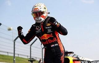 Formula 1 Büyük Britanya Grand Prix'sinde zafer...