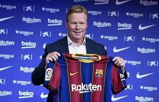 Hollandalı teknik direktör Barcelona ile sözleşme...