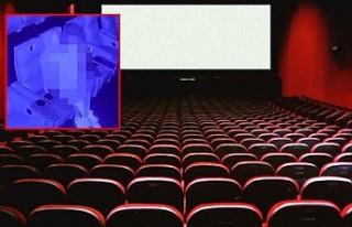 İngiltere'de sinema salonunda cinsel ilişkiye...