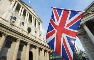 İngiltere Merkez Bankası politika faizini sabit...