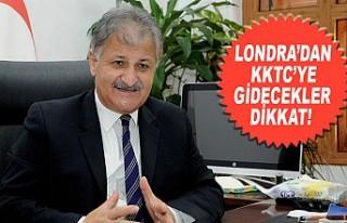 İngiltere'den Kıbrıs'a Gideceklere Çift PCR'lı...
