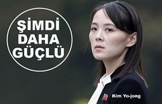 Kim Jong-un'dan Kız Kardeşi Yo-Jong'a...