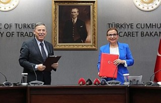 Libya'nın inşası için Türk firmalarına...