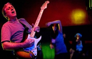 Red Hot Chilli Peppers'ın eski gitaristi Jack...