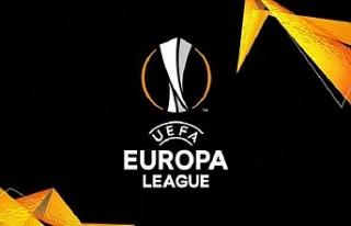 UEFA Avrupa Ligi'nde çeyrek finale yükselen...
