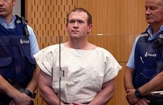 Cami saldırganı Tarrant müebbet hapse mahkum oldu