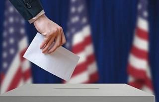 ABD Başkanlık seçimleri için 1 milyona yakın...