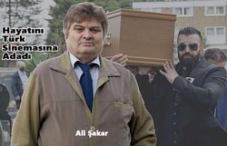 Ali Şakar Londra'da Toprağa Verildi
