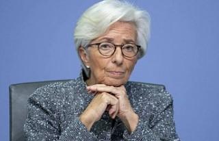 Christine Lagarde'den veri uyarısı