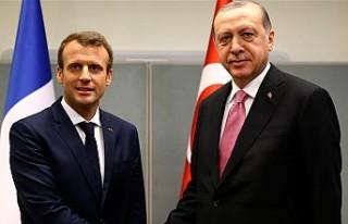 Fransa'dan Erdoğan-Macron Görüşmesine İlişkin...