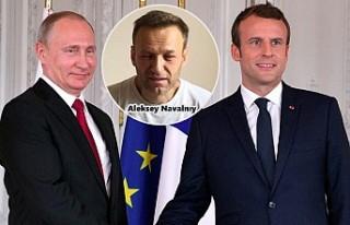 Macron, Görüşmeyi Yayınlayan Gazetelere Soruşturma...