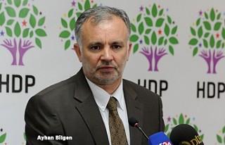 HDP'li Kars Belediye Başkanı Ayhan Bilgen Gözaltına...