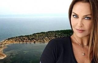 Hülya Avşar'ın Ada satın alacağı iddiası...
