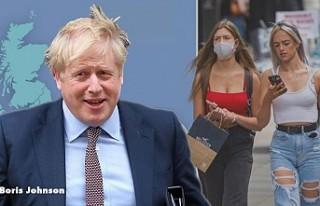 İngiltere Başbakanı Johnson'dan Son Dakika...