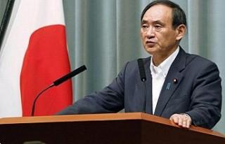 Japonya'nın yeni başbakanı Yoshihide Suga...