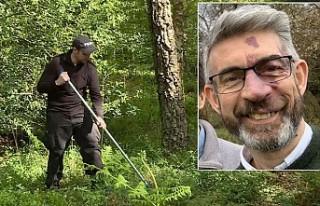 Kayıp Diplomatın Cesedi Ormanda Bulundu