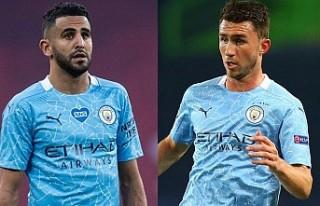 Manchester City'de İki Olyuncunun Covid-19 Testleri...