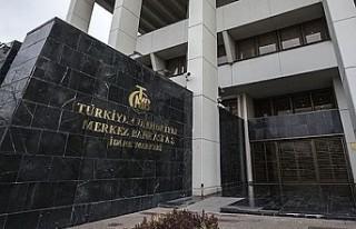 Merkez Bankası'nın rezervleri 643 milyon dolar...