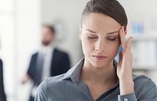 'Sinüzit başınızı ağrıtmasın'