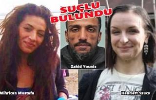 Türk ve Macar Kadını Öldürüp Derin Dondurucuda...