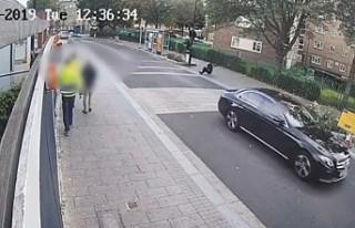 Aydın Altun, Londra'da polise çarpmaktan mahkum...