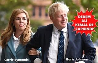 Boris Johnson, Çapkınlığını Osmanlı Dedesi...