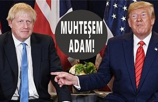 "Boris Johnson'dan Trump'a ""Geçmiş..."