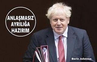 Boris Johnson'dan Son Dakika 'Brexit' Açıklaması