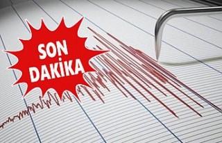 Ege'de 6,6 Şiddetinde Deprem!