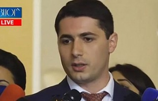 Ermenistan Ulusal Güvenlik Servisi Başkanı Kryamyan...