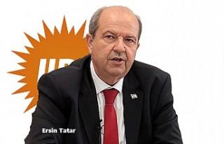 Ersin Tatar'dan 'Maraş' Açıklaması