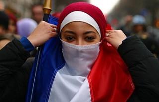 Fransa'da Müslüman Kadınlar Toplumsal Hayattan...