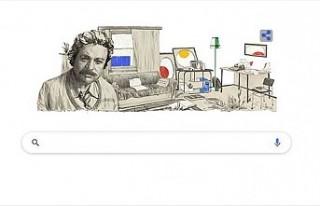 Google'dan Oğuz Atay'ın 86. doğum günü için...