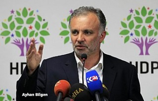 HDP'de Sürpriz İstifa!
