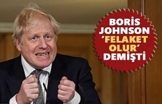 İngiltere'de Beklenen Oldu: Genel Karantina...