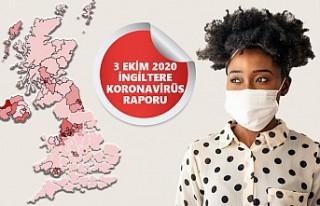 İngiltere'de Koronavirüs Vakası İlk Kez Bir...
