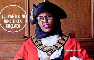 İngiltere'nin İlk Başörtülü Belediye Başkanı...