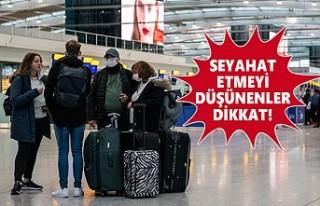 İngiltere, Seyahat Karantina Listesine O Ülkeleri...