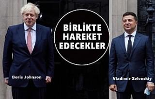 İngiltere ve Ukrayna, Rusya'ya Karşı